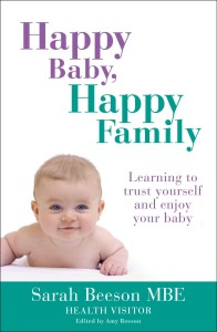 Win a copy of Happy Baby, Happy Family
