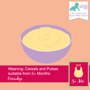 WeaningSuggestion_Porridge